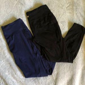 Tangerine leggings 2 for the price of 1